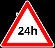 24h asistenca logo Panjan