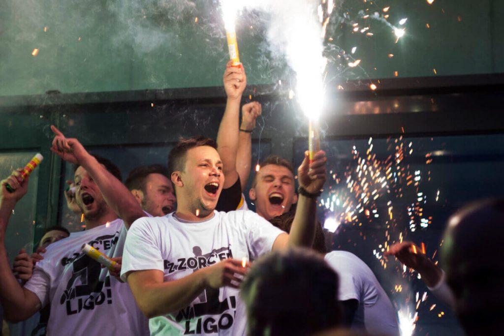 Rokometni klub SVI  gre v prvo slovensko ligo