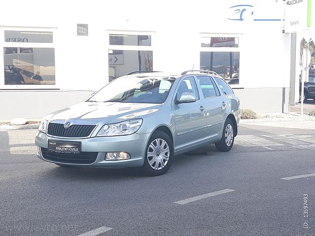 Škoda Octavia Combi 1.6 CR TDI DPF Business