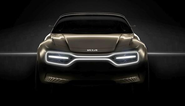 KIA bo v  enevi predstavila popolnoma elektrino konceptno vozilo