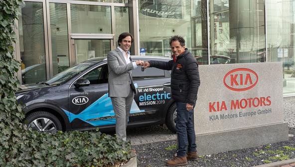KIA e pogumneje na trg elektrinih vozil v Evropi
