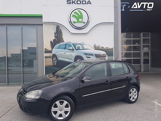 Volkswagen Golf Edition 1.9 TDI