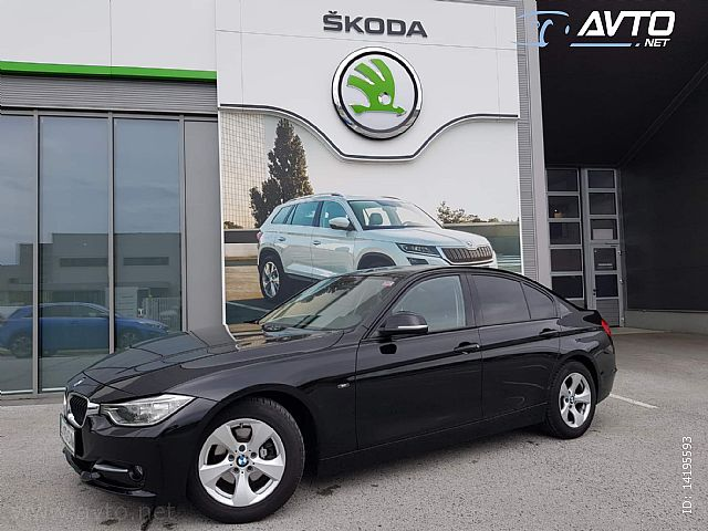 BMW serija 3: 320d EfficientDynamics Sport Line