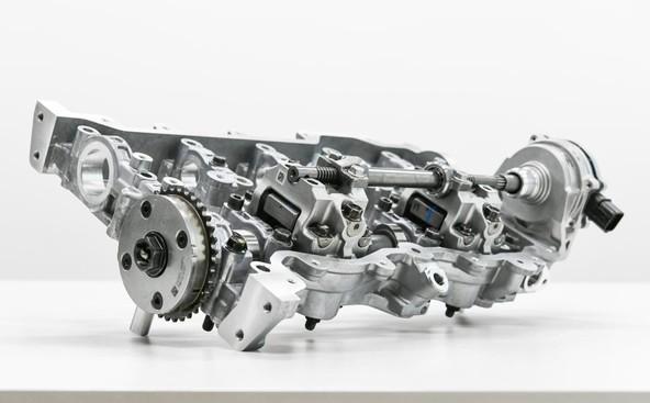 Kie dobijo novi CVVD motor  ki zmore ve  porabi manj in zdri dlje