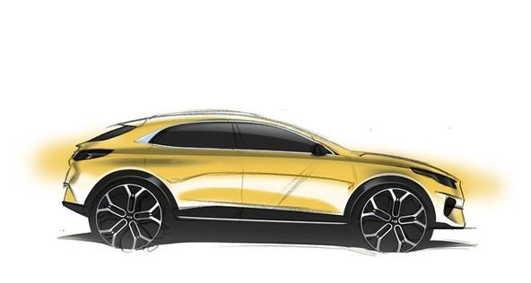 Kia Motors razkrila ozadje nastanka novega oblikovnega krianca