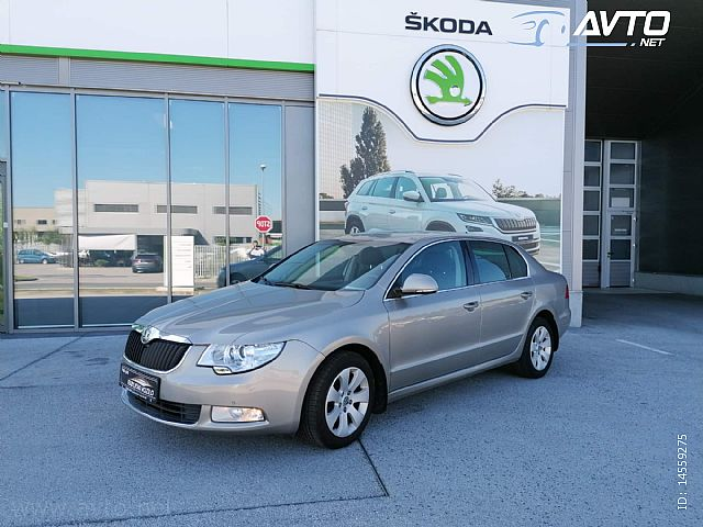 Škoda Superb 2.0 TDI CR DPF Ambition