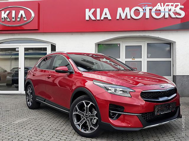 Kia XCeed Way