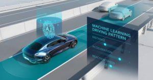 KIA razvija radarski tempomat s tehnologijo strojnega uenja