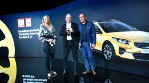 XCeed prejel prestino nagrado    Zlati volan
