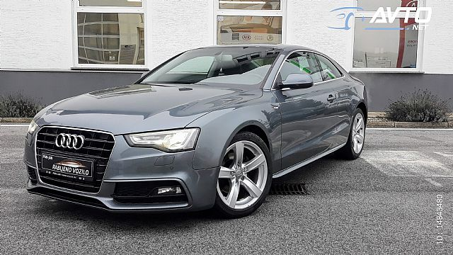 Audi A5 Coupe  2.0 TDI S line Sport