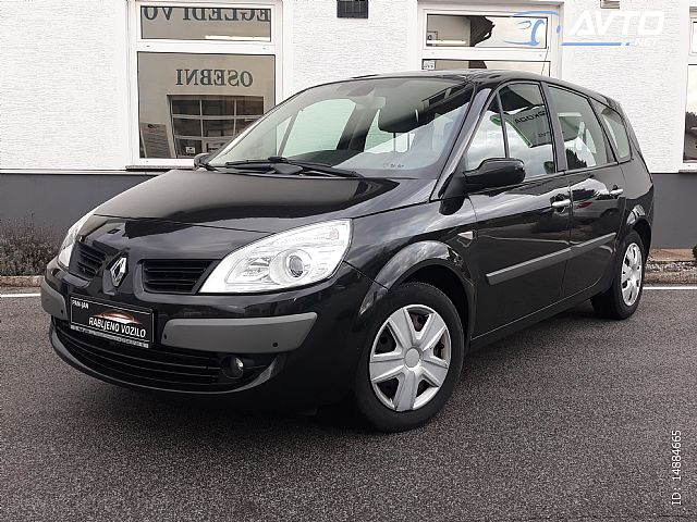 Renault Grand Scenic 1.5 dCi Sky
