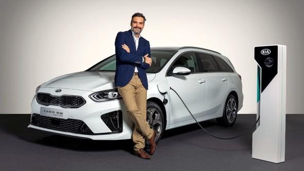 Kia Motors Europe z novim vodjo marketinga