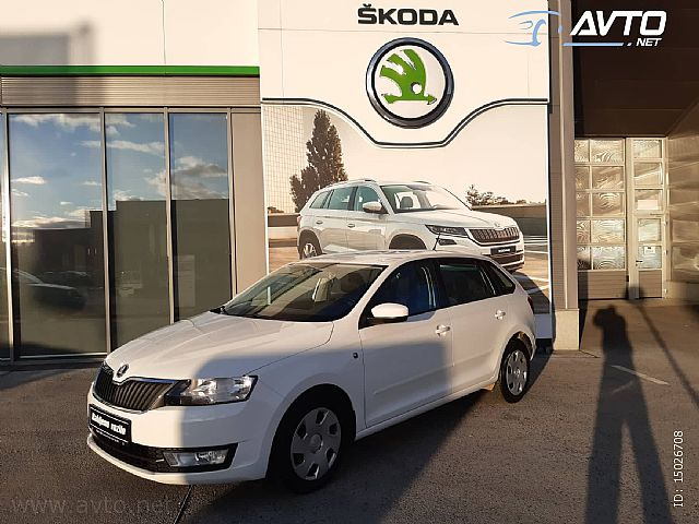 Škoda Rapid Spaceback 1.2 TSI Ambition-1.LASTNIK
