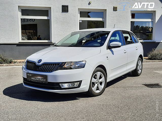 Škoda Rapid Spaceback 1.2 TSI Ambition