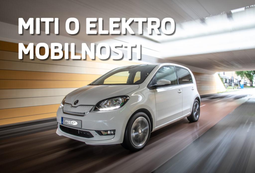 Miti o elektro mobilnosti