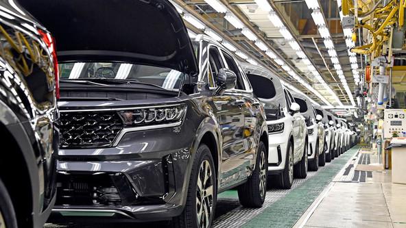 KIA predstavlja prvo elektrificirano razliico njihovega najbolj znanega SUV modela