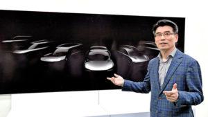 Popolna modelna paleta elektrinih vozil bo Kio umestila med vodilne EV znamke