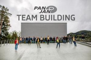 Team building na Vranskem