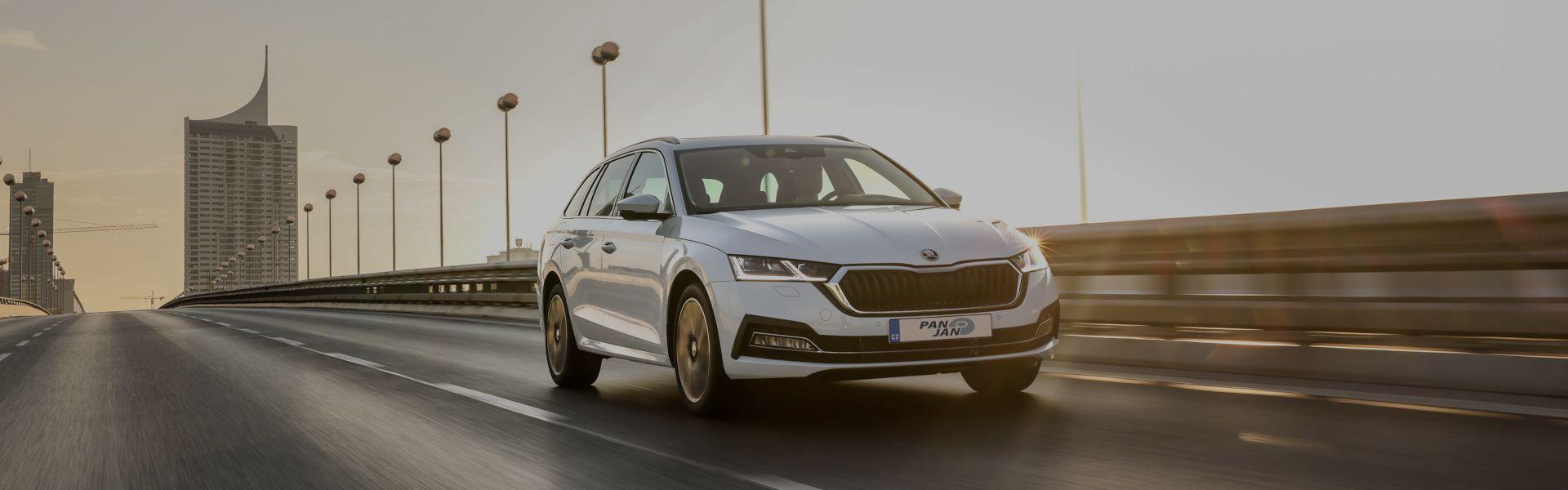 Nova Škoda Octavia