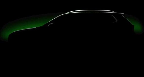 Novi  kodin SUV za indijsko trie