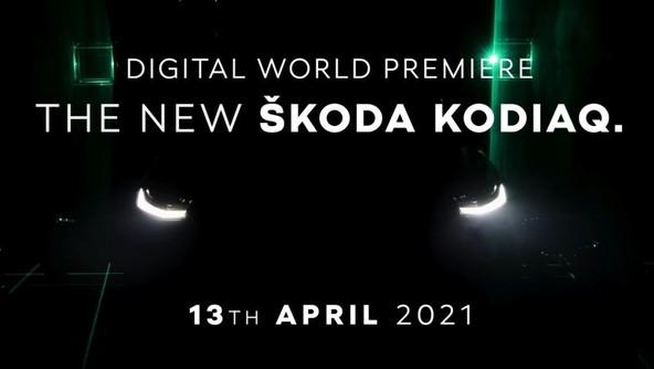 Prve podrobnosti prenovljenega  kode Kodiaqa
