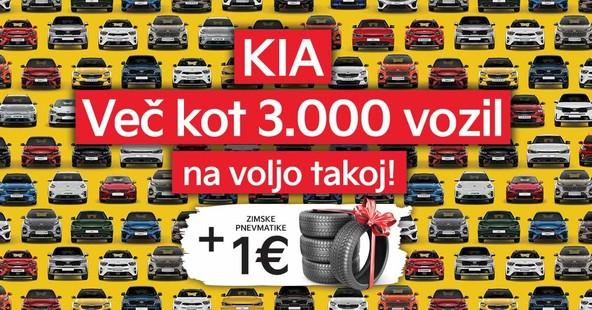 Septembra v Sloveniji vsak deseti fizini kupec kupil Kio